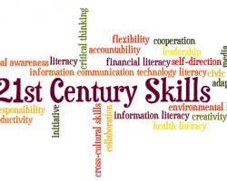 Skal det 21. århundredes kompetencer og IT ind i skolen? Er en prøve måske svaret?