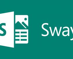 Sway – super hurtige multimedieprodukter med adgang til elevernes telefoner!